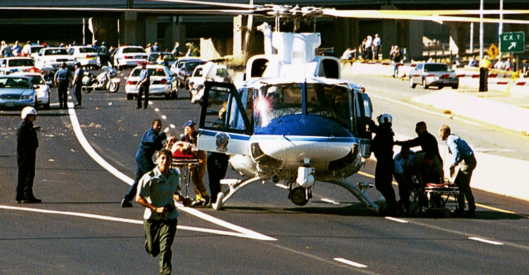 the pentagon, september 11, 2001, september 11th attacks, rescue helicopter, washington boulevard, evacuating wounded, terrorist attack