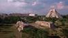 uxmal, maya city, yucatan peninsula, mexico, late classic period, AD 600, AD 900, ruins of uxmal, mesoamerican pyramids, latin america