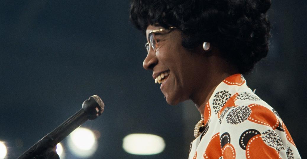 shirley chisholm, first african american congresswoman, u.s. congress, black history, black women politicians