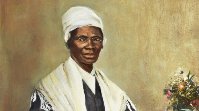 sojourner truth, slavery, abolitionist, women's rights, black history, the battle over slavery
