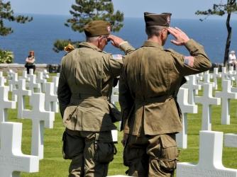 world war II, world war II veterans, normandy, normandy cemetery, france