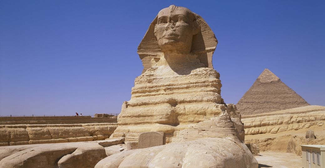 the history of building the monument of the great sphinx Ancient egyptian architects carefully planned buildings, aligning them with  the  great sphinx of giza is a reclining sphinx (a mythical creature with a lion's.
