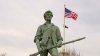 1775, minutemen, lexington, massachusetts, lexington green, american revolution, minute man statue