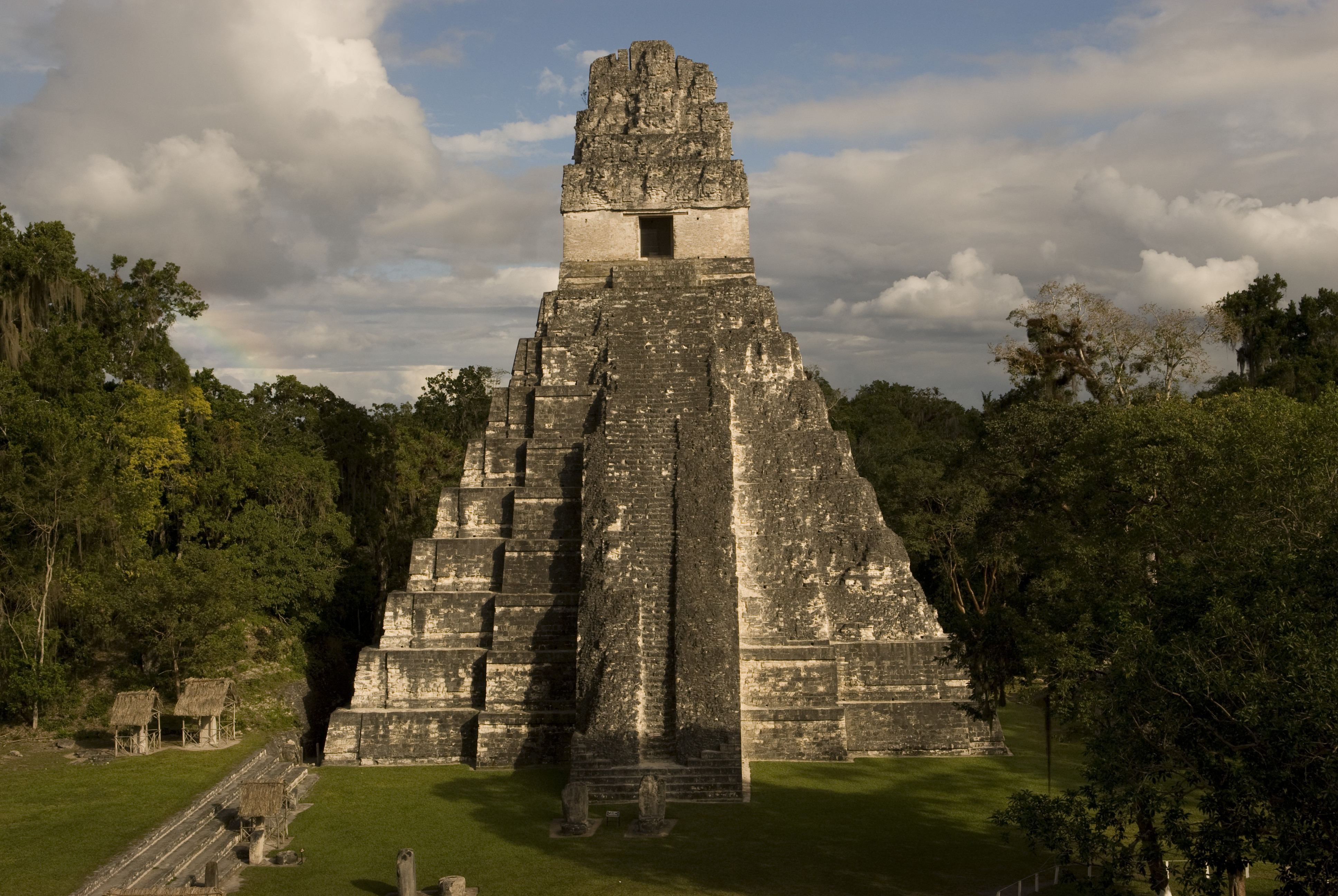 LittleKnown Wonders Of The Ancient World History Lists - 7 ancient ruins of central america