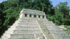 temple of the inscriptions, hieroglyphics, palenque, mexico, mesoamerican pyramids, latin america