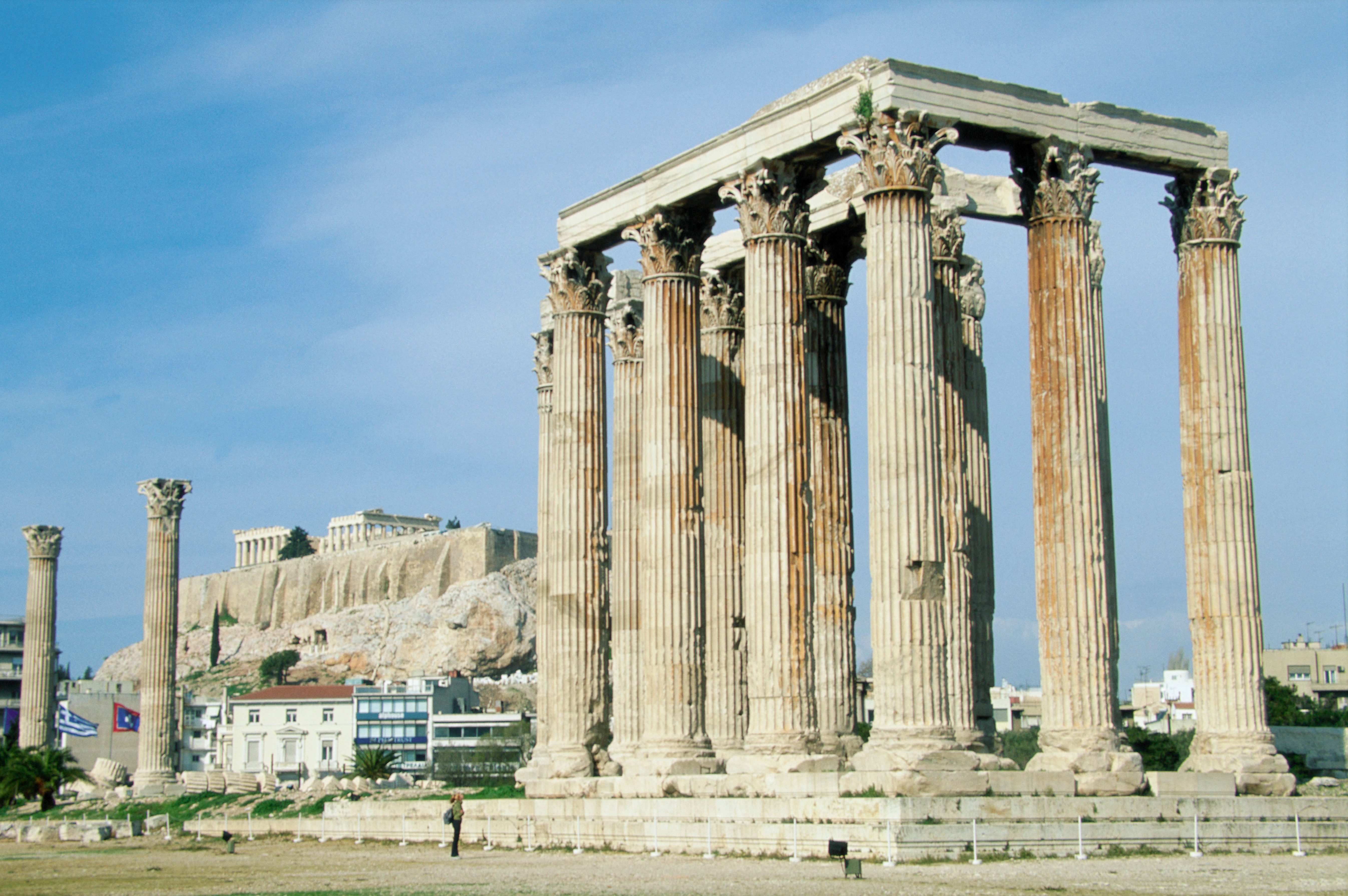 Greek Architecture Parthenon the-parthenon-at-dusk-3 - greek architecture pictures - ancient