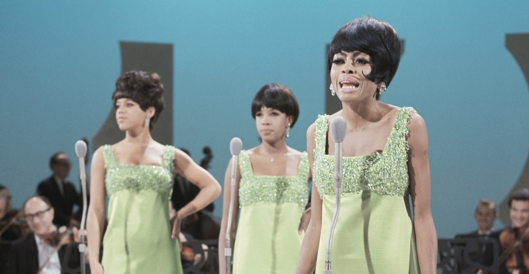 the supremes, florence ballard, mary wilson, diana ross, london, 1965, black history, black women musicians