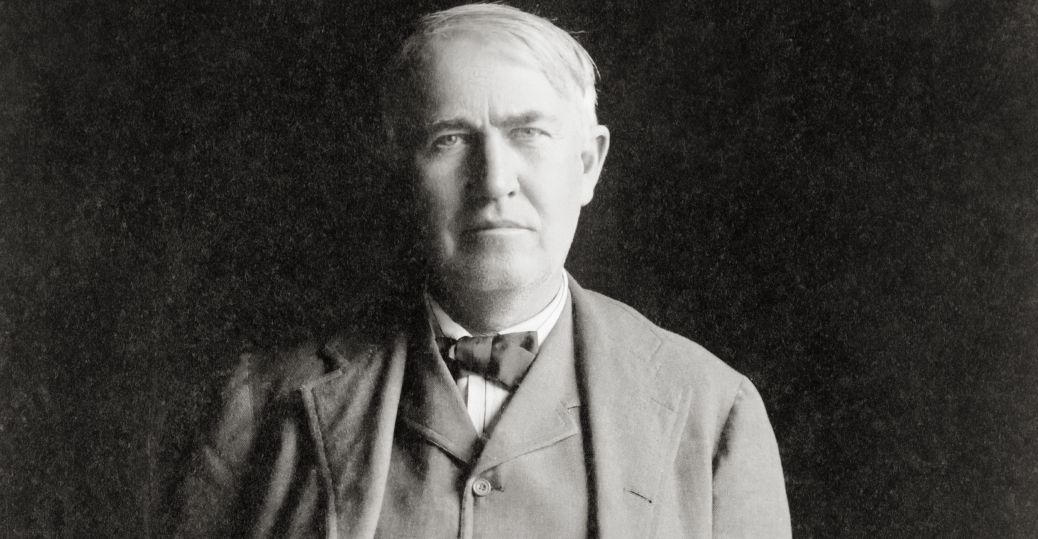thomas edison, american inventors, inventions, phonograph, the light bulb, motion picture camera