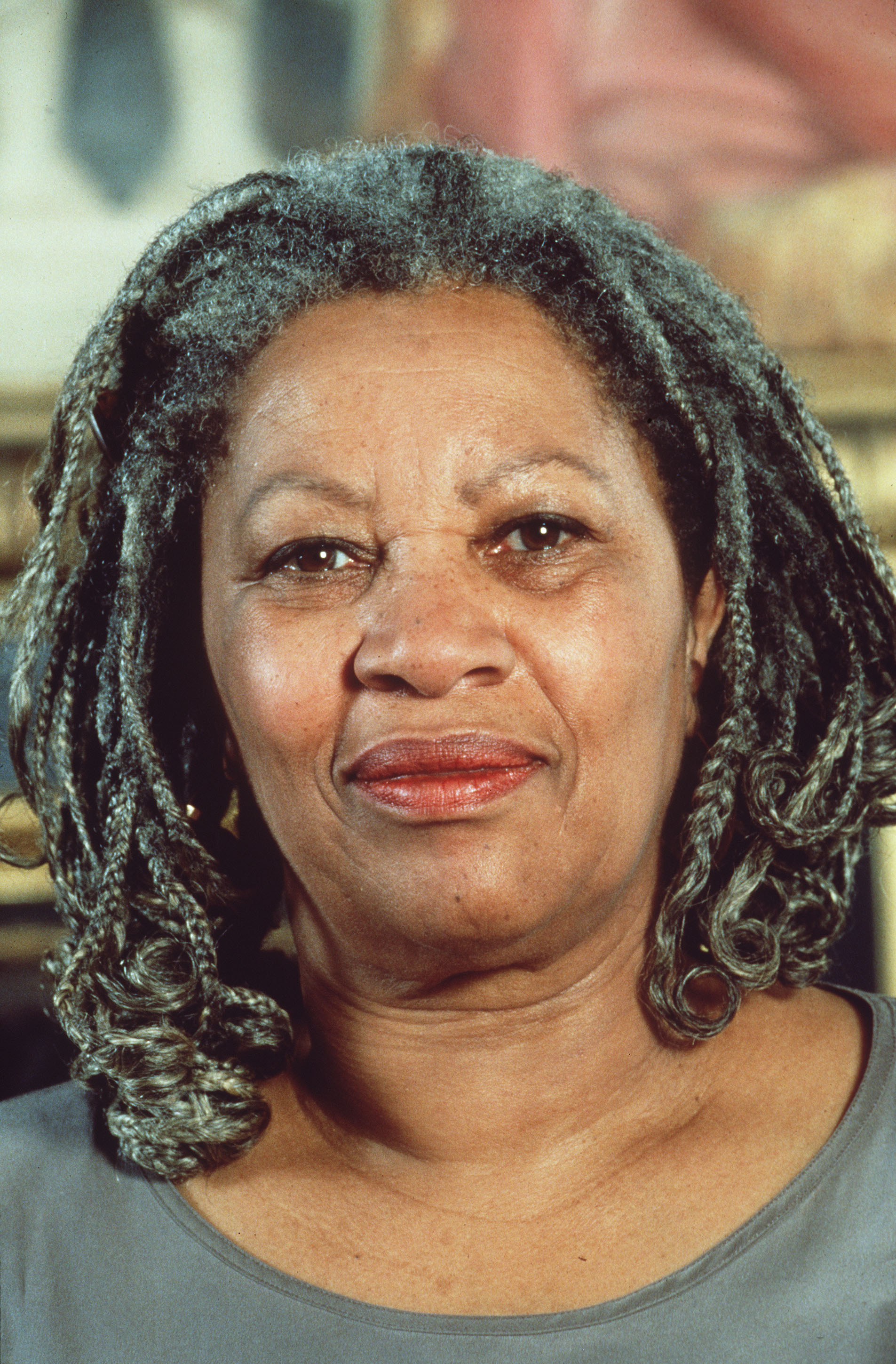 toni morrison and the black woman Toni morrison (born chloe ardelia wofford february 18,  where she became their first black woman senior editor in the fiction department.