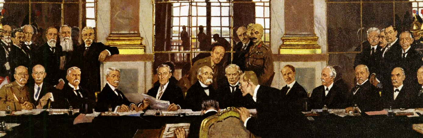 Treaty of Versailles - World War I - HISTORY.com