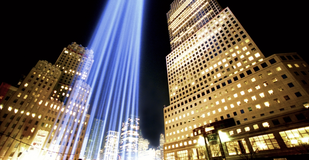 the world trade center, september 11, 2001, september 11th attacks, terrorist attacks, the twin towers, ground zero, 9/11 memorial site, tribute in light