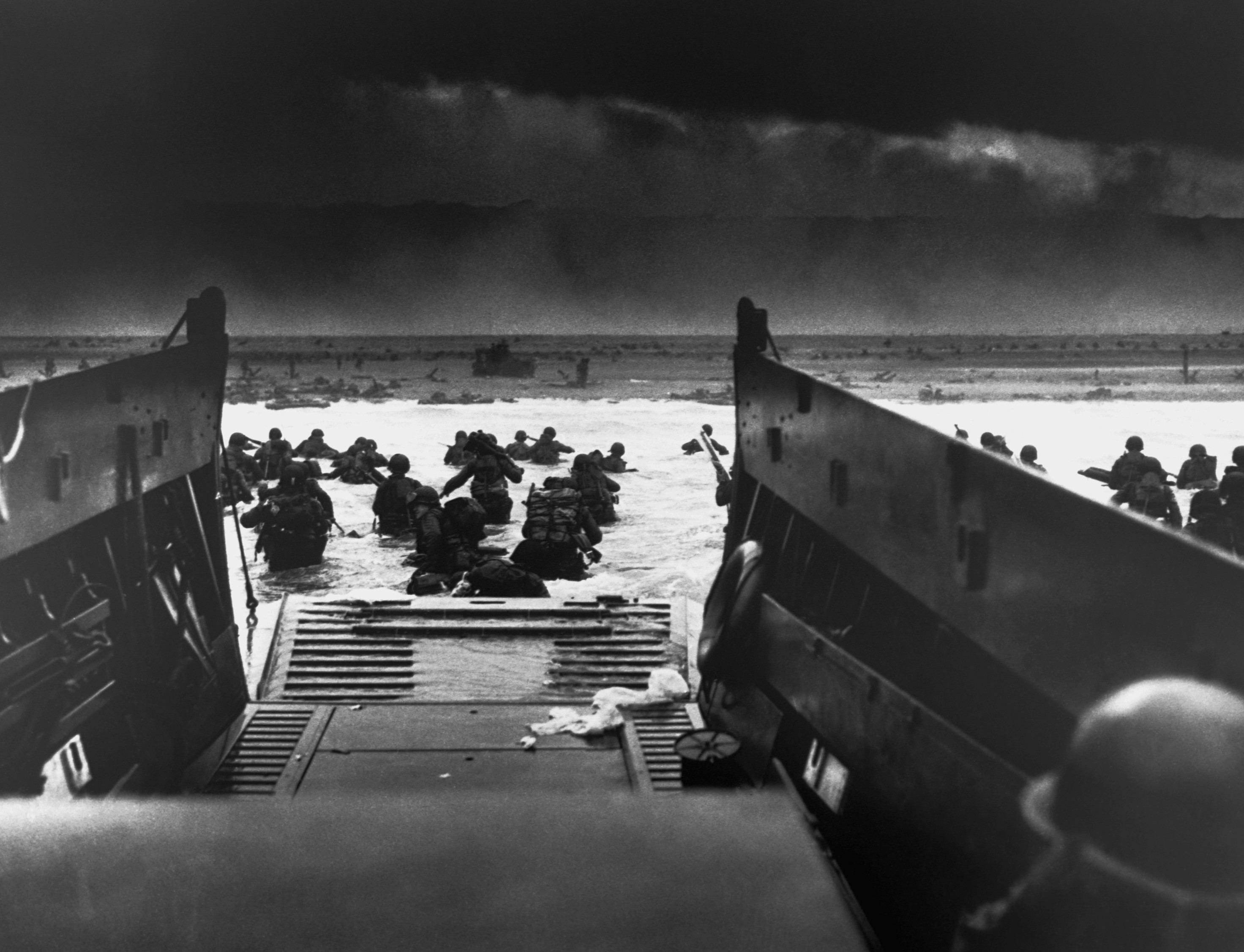 Why is D-Day important in WWII?