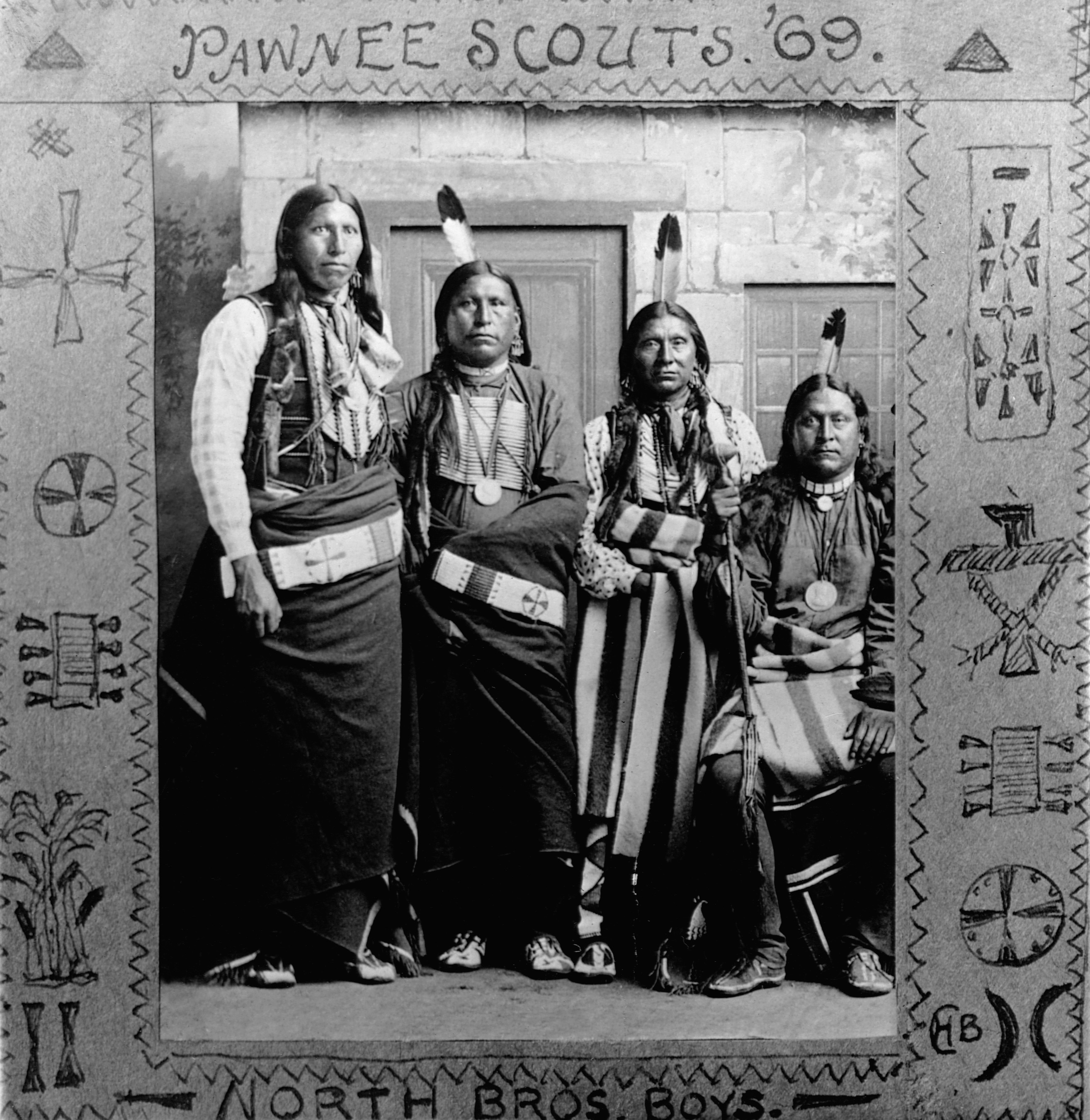 Native American Warriors And Battles Pictures Native American - Is nebraska in the united states