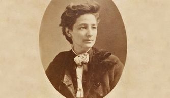 Women's rights leader Victoria Woodhull