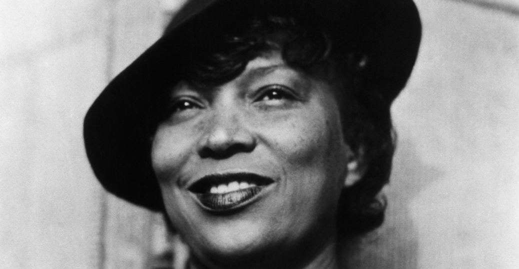 zora neale hurston, the harlem renaissance, anthropologist, folklorist, their eyes were watching god, black history, black women authors, celebrated authors