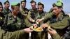 israeli soldiers, apples and honey, rosh hashanah, rosh hashanah traditions