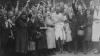 1931, gandhi, england, the british government, darwen, textile factory, gandhi in england