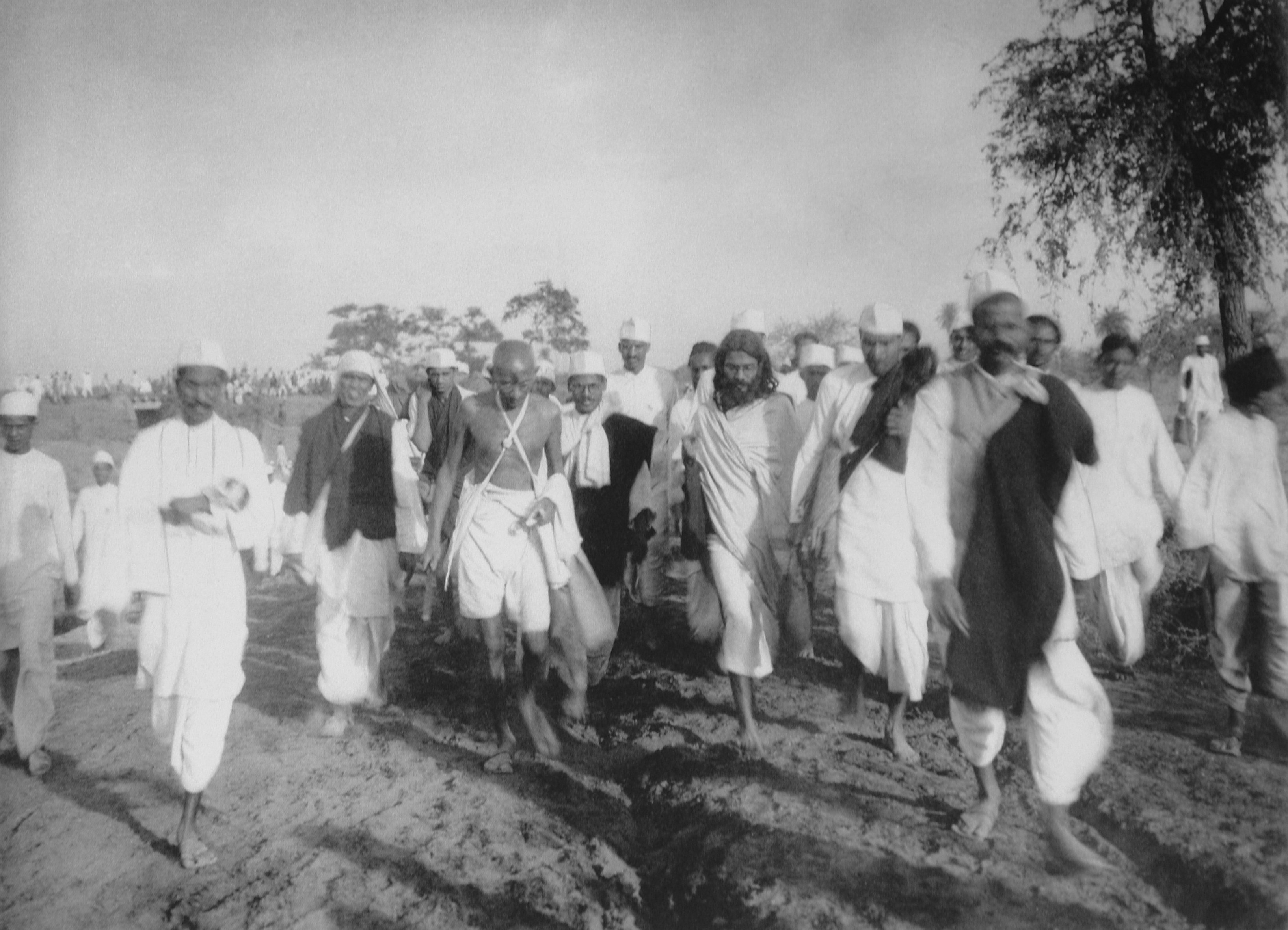 the life of mohandas gandhi a leader of nationalist movement Find out more about the history of mohandas gandhi historian yohuru williams gives a brief recap of the life of mahatma gandhi leader of a movement.