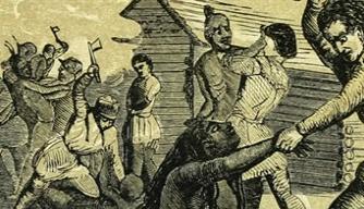 Gnadenhütten Massacre