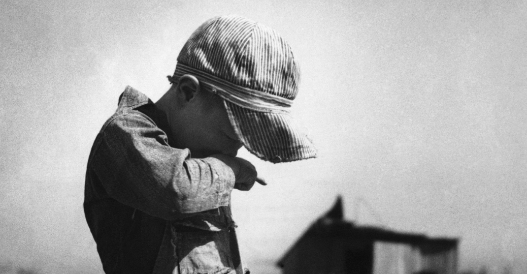 homeless, the dust bowl, the great depression