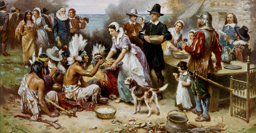 thanksgiving, the first thanksgiving, 1621