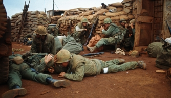 1968, north vietnamese, viet cong, u.s., south vietnamese, the vietnam war, tet offensive