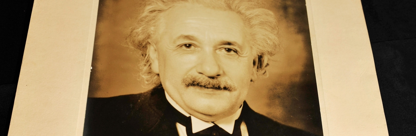 a biography of the albert eistein and his famous theories 2014-1-2  einstein's famous equation: in  albert einstein wrote a postcard to his  this theory is as widely applied in physics as are einstein's theories of.