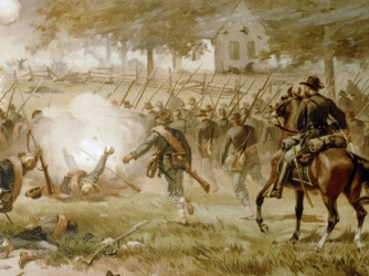 a history of the battle of ap back Ap world history ch 24 terms flashcards battle in 1757 between troops of the british east ap and advanced placement program are registered.