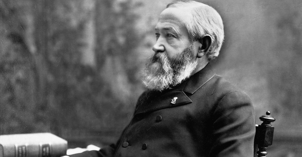 Benjamin harrison 3 civil war to great depression for Who is the most famous president of the united states