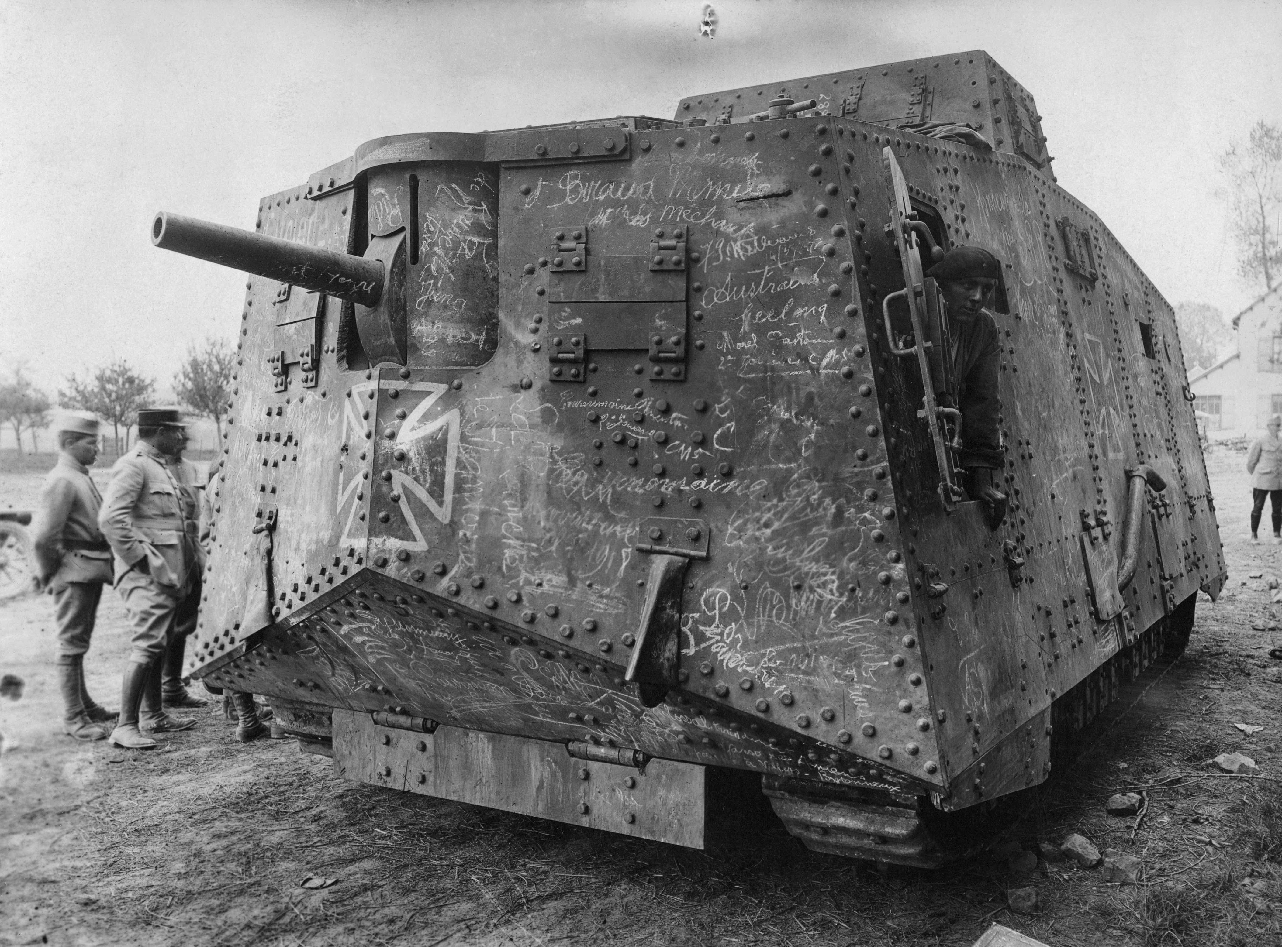 World War I: Technology Pictures - World War I History - HISTORY.com