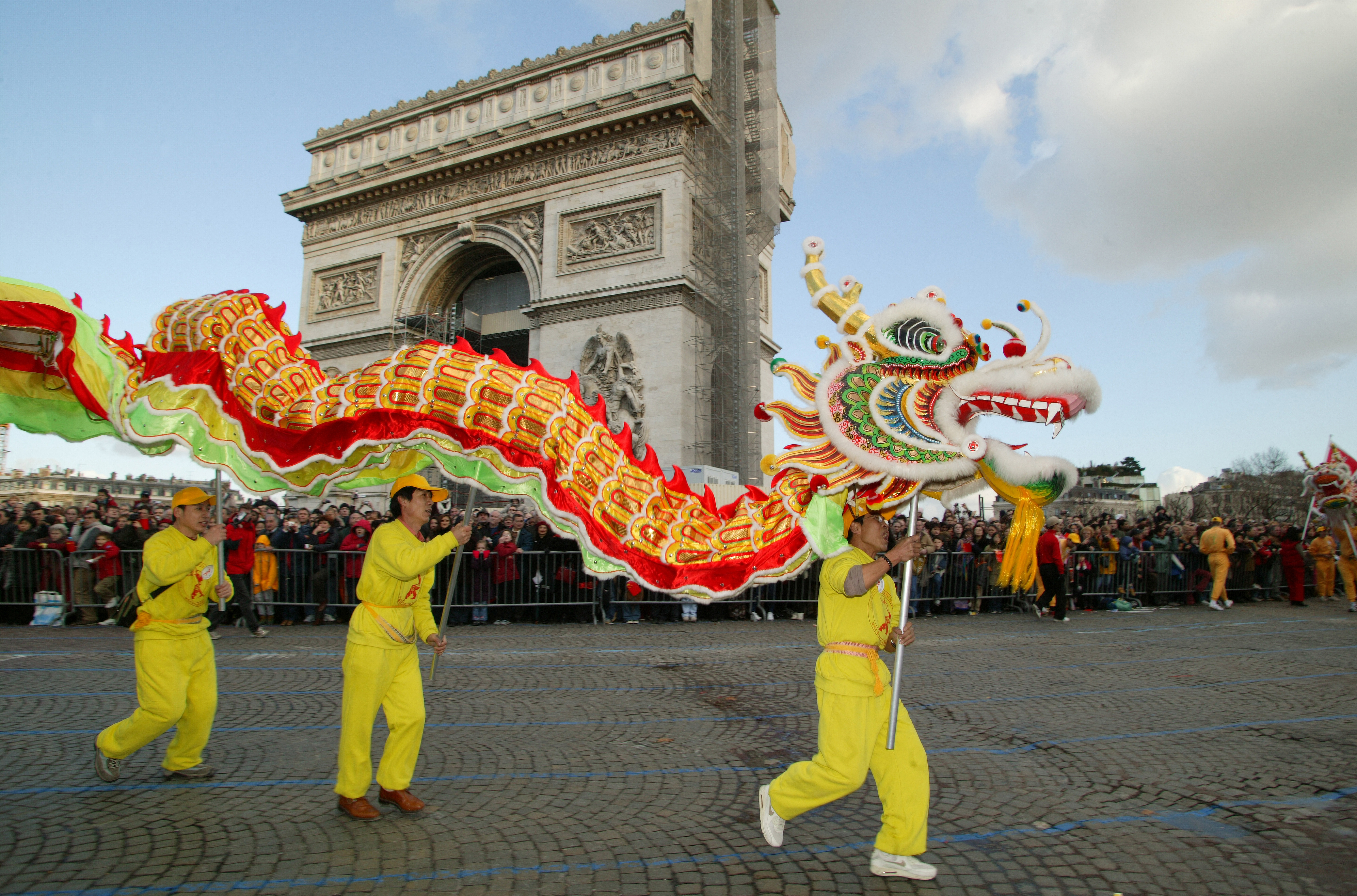 Lion Dancing History Lion Dance Paris France