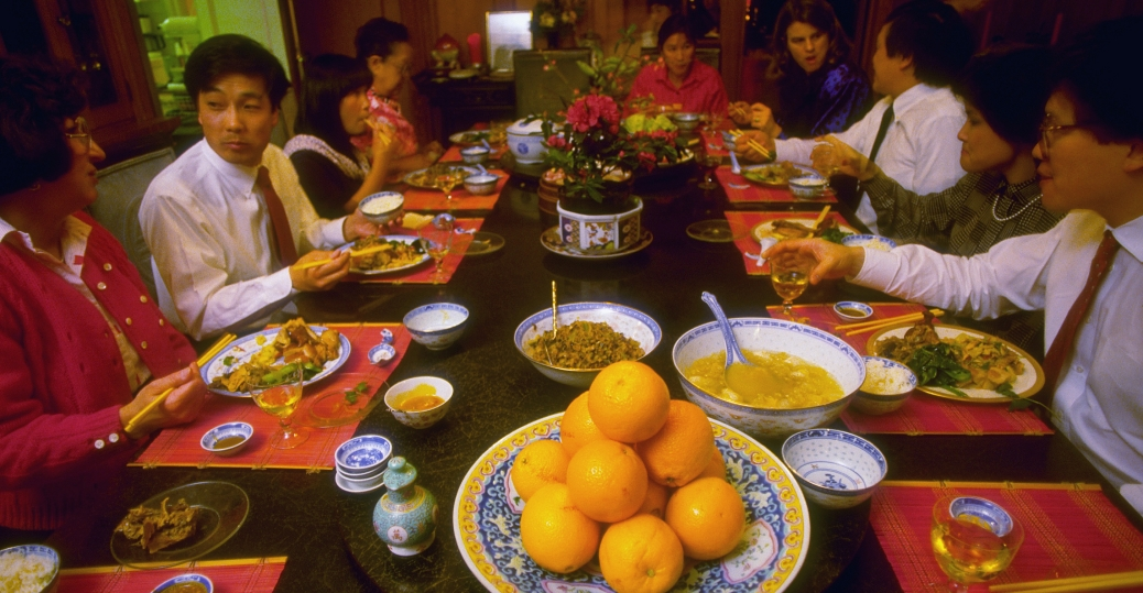 chinese new year, san francisco, california, chinese new year dinner, holidays, family traditions