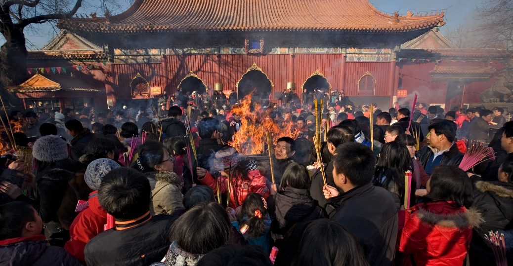 lama temple, chinese new year, tibetan monastery, chinese new year traditions, holidays