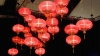 red lanterns, hong kong, china, chinese new year, holidays