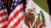 mexican flag, american flag, cinco de mayo