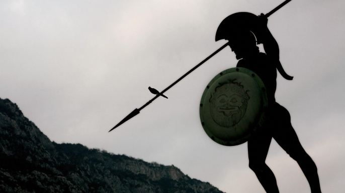تاریخ یونان