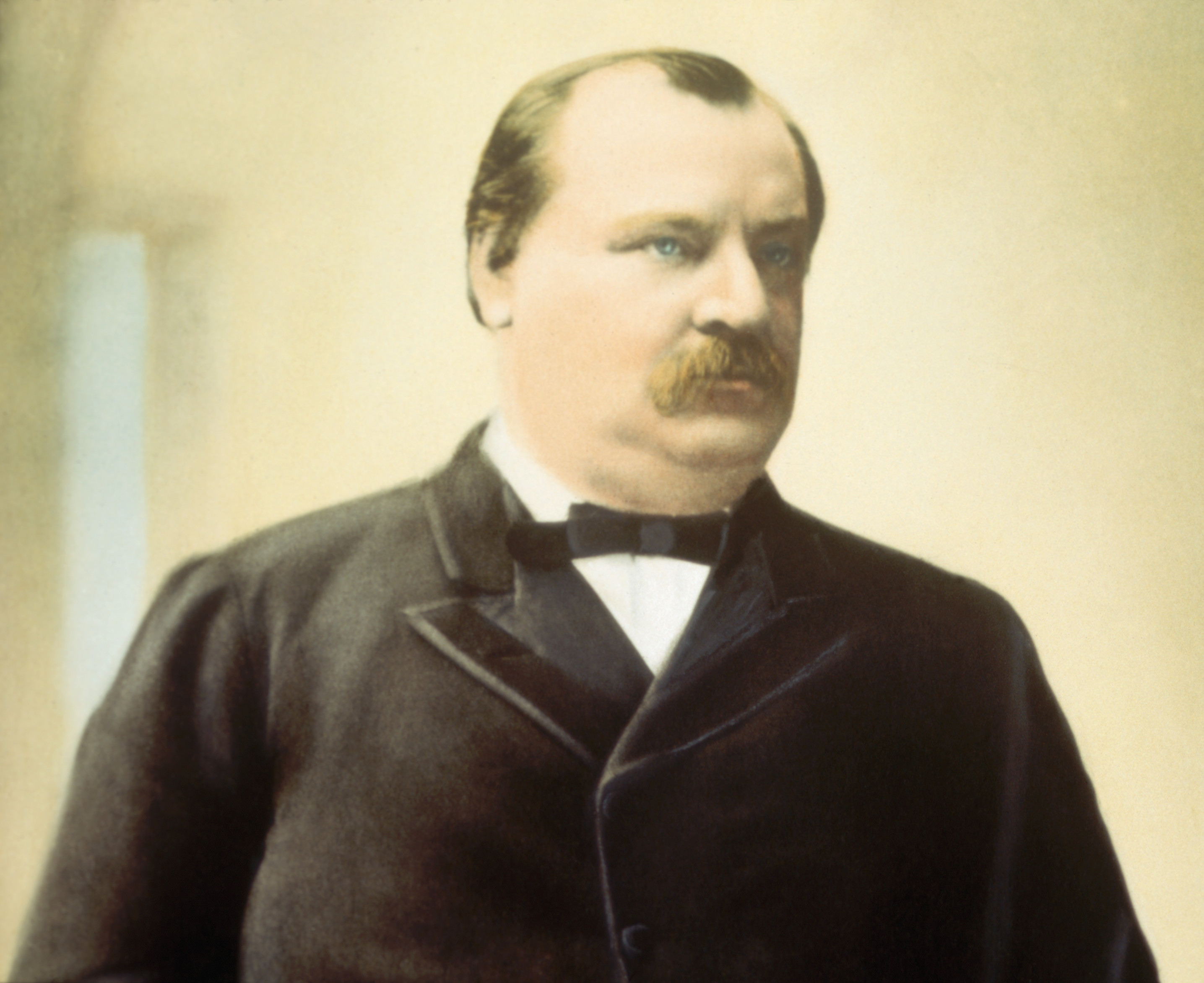 22/35) Grover Cleveland 22nd President of the United States In ...