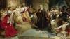 king ferdinand, queen isabella, christopher columbus, columbus day
