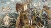 christopher columbus, the nina, the pinta, the santa maria, columbus day