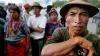 guatemala, protestors, columbus day, national palace