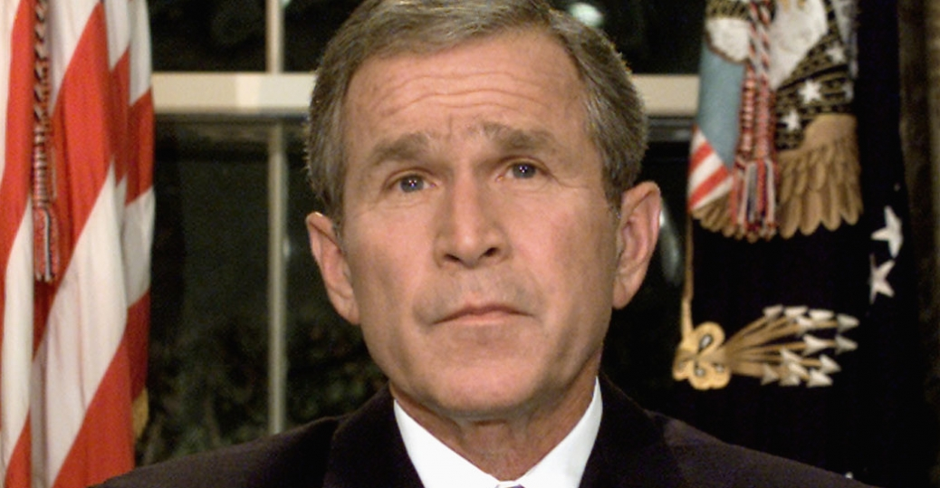 george w. bush, 43rd president of the united states, presidents: world war II to today, presidents of the united states