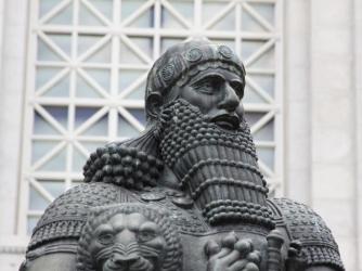 Estatua-Hammurabi