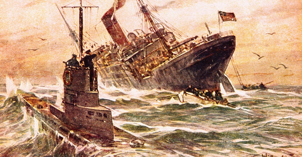 germanys unrestricted submarine warfare history essay European history human geography psychology us gov and politics us history world comments on amsco wwi essay 1 post / 0 new topic locked last post.