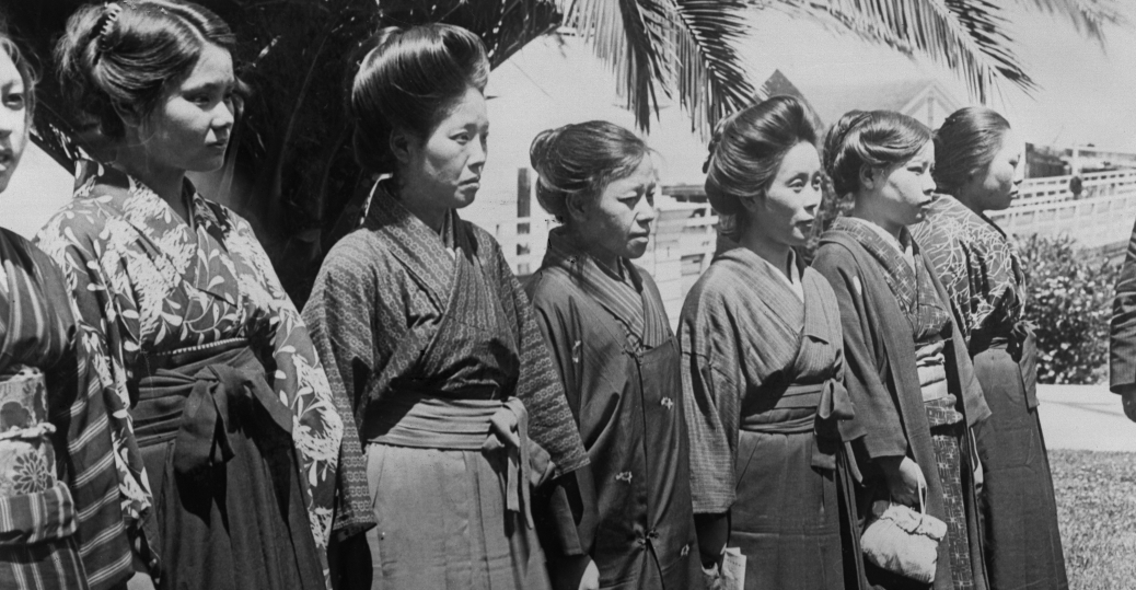 japanese brides, immigration, angel island, u.s. immigration station
