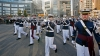 virginia tech university band, macy's thanksgiving day parade, thanksgiving