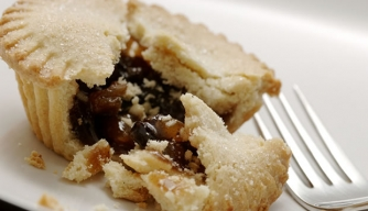 christmas mincemeat pie