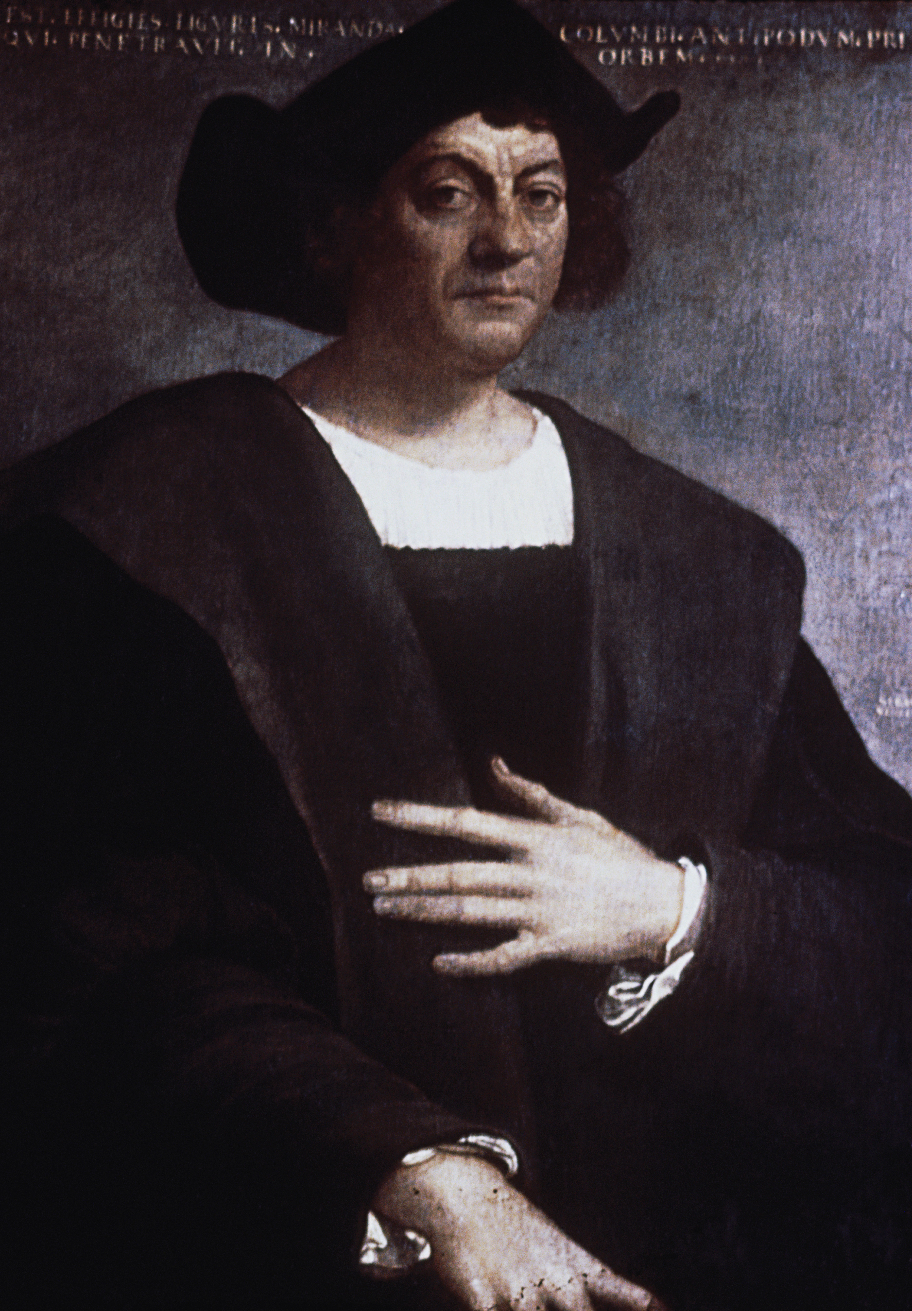 christopher columbus height