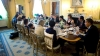 president barack obama, michelle obama, passover seder, old family dining room, the white house, passover