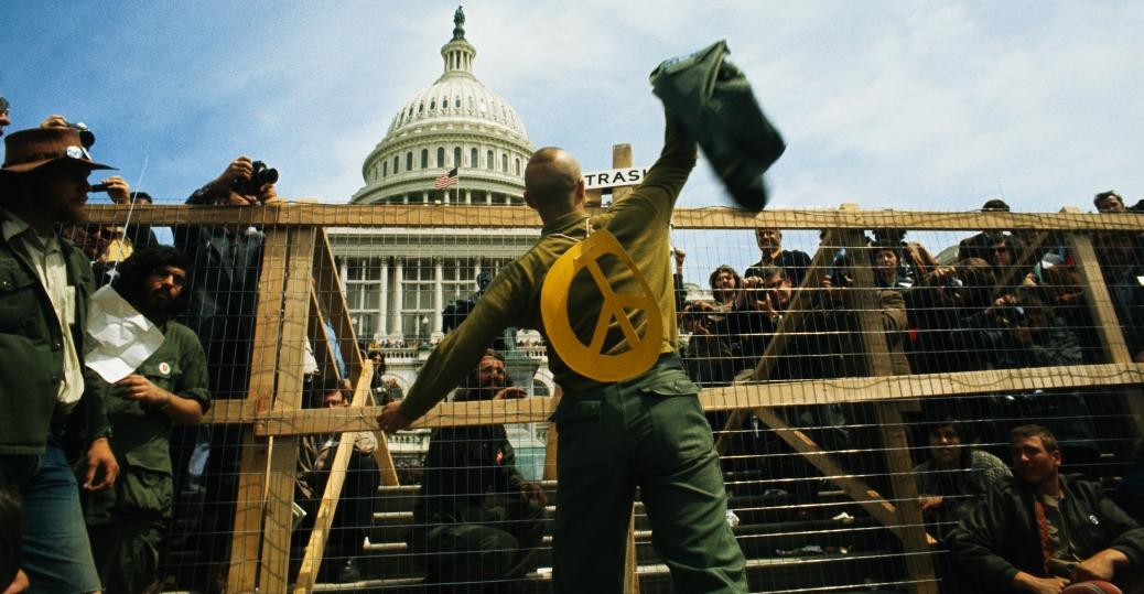 washington d.c., anti-war protests, vietnamese veterans, the vietnam war, u.s. capitol