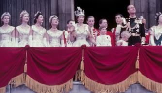queen elizabeth II, buckingham palace, coronation ceremony, 1953